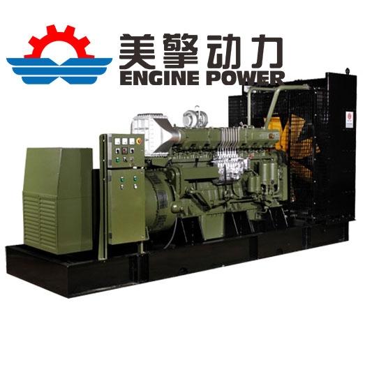 1000/1100KW潍柴动力系列12M33D1210E200